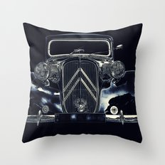 the legendary CV11 Throw Pillow