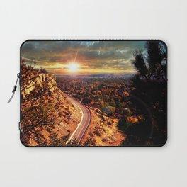 Billings Montana 2 Laptop Sleeve