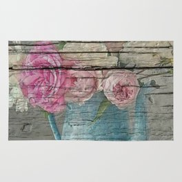Shabby country home Rug