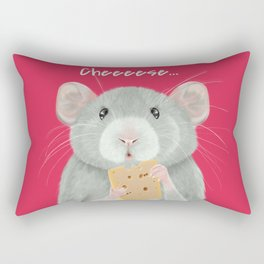 Little Mouse Rectangular Pillow