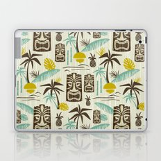 Island Tiki - Tan Laptop & iPad Skin