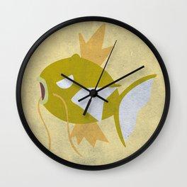 Magikarp Wall Clock