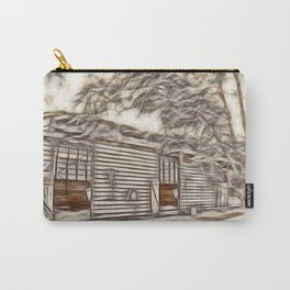 Beautiful old stables Carry-All Pouch