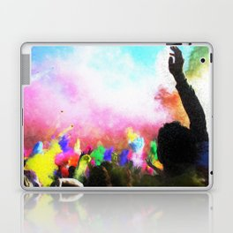 Holi Colors Laptop & iPad Skin