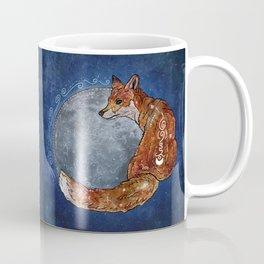 Fox Moon Coffee Mug