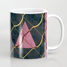 Luxurious Pink Flamingo Coffee Mug