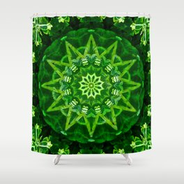 Anahata - The Chakra Collection Shower Curtain
