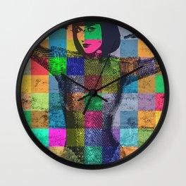 Katy Music Perry Wall Clock