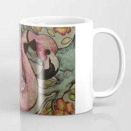 Flamingo and His Bow Tie Coffee Mug