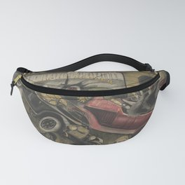 Old Sign / The Motor Union ad Fanny Pack