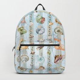 SEASHELL FANTASY Backpack