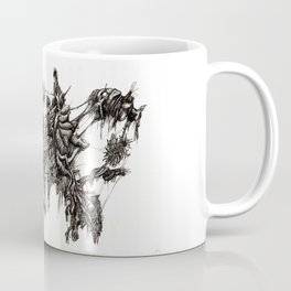 Vile Cosmos (of which we are part) by Brian Benson Coffee Mug