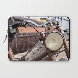 Moped boat Laptop Sleeve