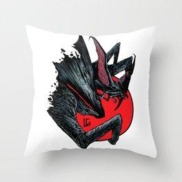 M.U.T.O Throw Pillow