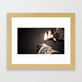 Light the Fuse Framed Art Print