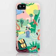 Paradise iPhone SE Slim Case