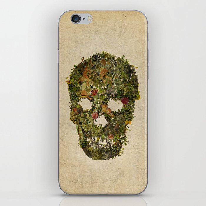 LIFE AND DEATH iPhone Skin