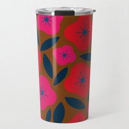 FLORAL_BLOSSOM_002 Travel Mug