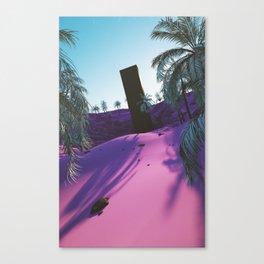 Palm King Canvas Print