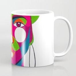 Palenquera es color Coffee Mug