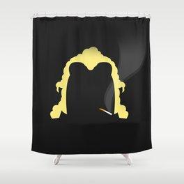 Swedish Killing Machine Shower Curtain