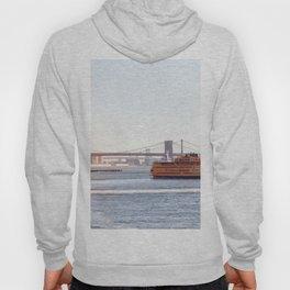 Staten Island Ferry to Manhattan Hoody