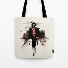 Leatherface 1974 Tote Bag