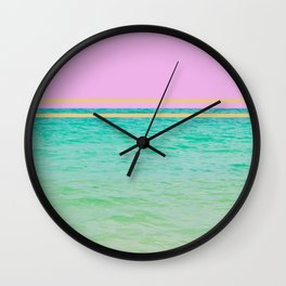 Making Waves Wall Clock