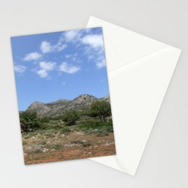 Mediterranean Landscape Stationery Cards
