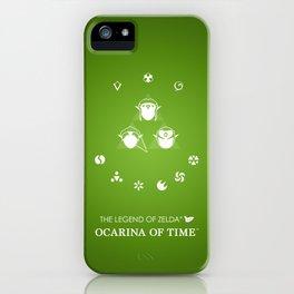 Zelda Ocarina of Time iPhone Case