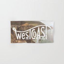 West Coast - BigSur Hand & Bath Towel