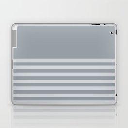 Horizon All Grey Laptop & iPad Skin