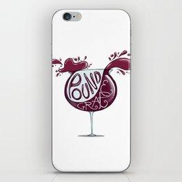 Wino iPhone Skin