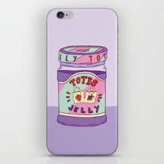 Totally Jealous iPhone & iPod Skin