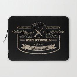 Minutemen of the Commonwealth Laptop Sleeve
