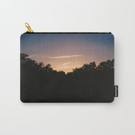 Dusk In The Texas Hill Country Carry-All Pouch