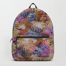 Tropical Leaves #06 Backpack