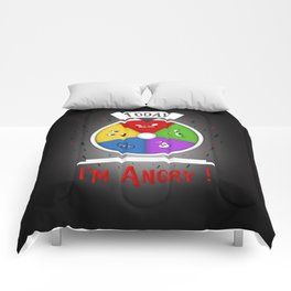 I am Angry Comforters