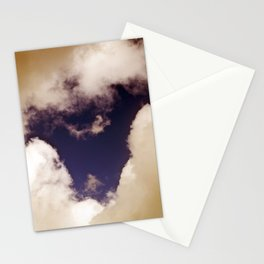 MAGIC SKY over BERLIN Stationery Cards