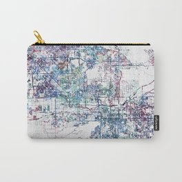 Phoenix map Carry-All Pouch