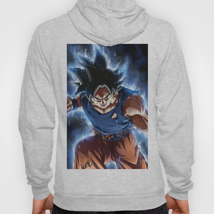 Ultra Instinct Goku Hoody By Mcasheart Society6