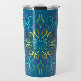 Stronger (Azul) Travel Mug