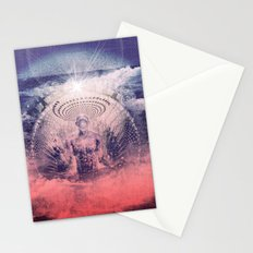 Violent Peace of Mind Stationery Cards