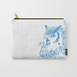 THE OBSCURE OWL Carry-All Pouch
