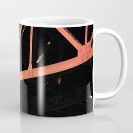 Crosshairs - Golden Gate Bridge San Francisco Coffee Mug