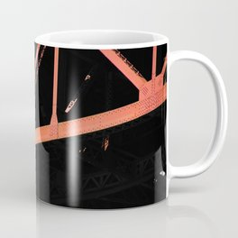Crosshairs - Golden Gate Bridge San Francisco Coffee Mug