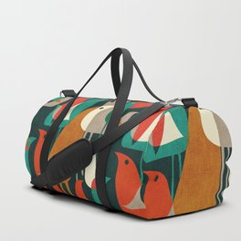 Flock of Birds Duffle Bag
