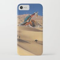 oasis iPhone & iPod Cases featuring Oasis by Lerson