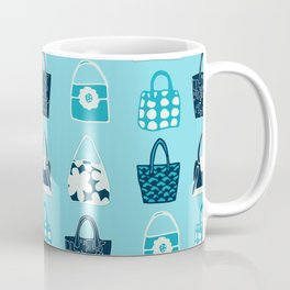 Handbag Blues Favourites Coffee Mug