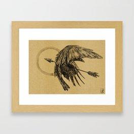 The Fall Framed Art Print